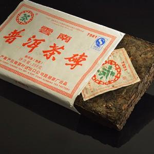 Ripe Brick Pu-Erh Tea