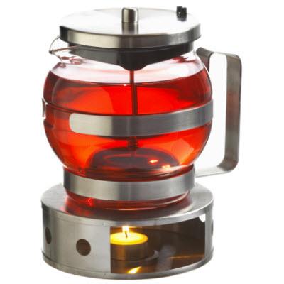 Budapest Infuser Teapot