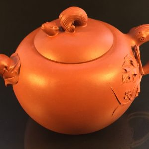 Traditional Chinese Clay Teapot