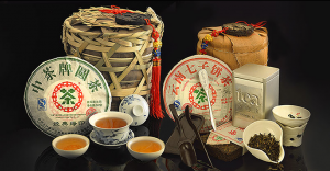 Flagship Pu-erh offering